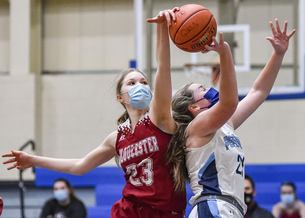 Gloucester at Peabody varsity girls basketball