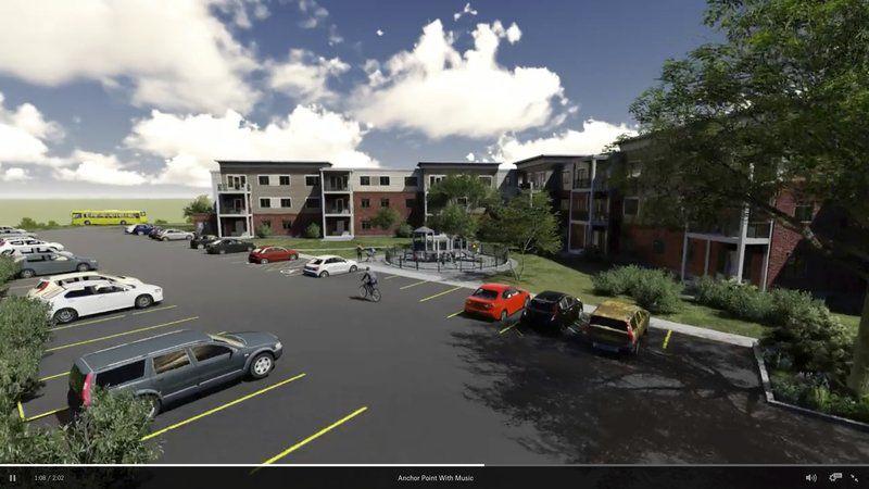 Panel backs $250K for affordable housing complex