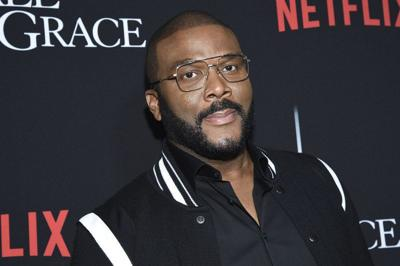 Tyler Perry says he's 'exhausted' by all the hate, division