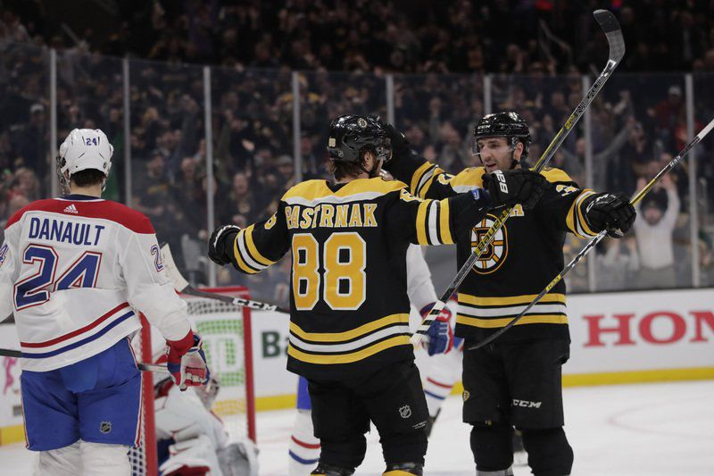 The NHL's schedule isn't great and other stray Bruins thoughts