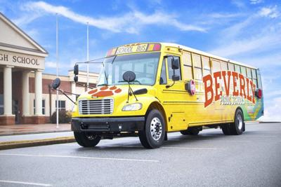 Beverly getting first electric school bus