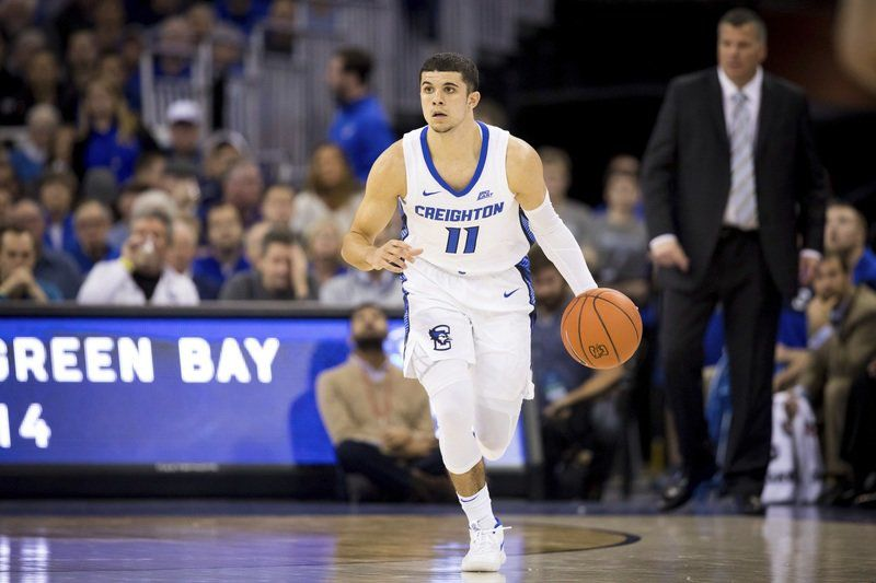 Zegarowski healthy and eager to step up for Creighton