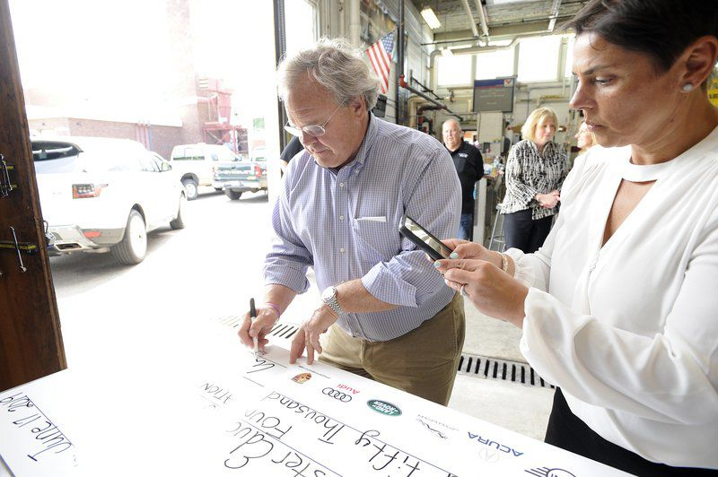 Car dealership co-founder donates $150K to fuel auto classes