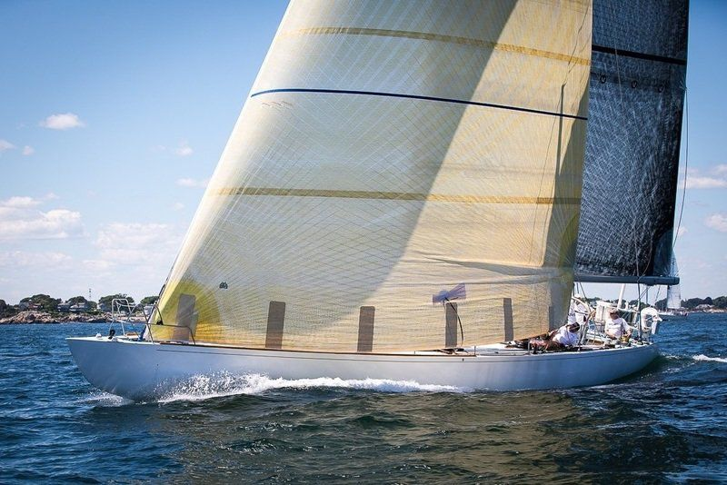 Marblehead to Halifax race nears it's 38th conclusion