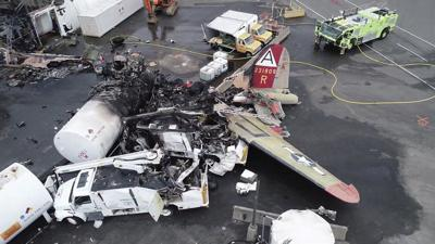 Report: Fuel in fatal B-17 crash wasn't contaminated