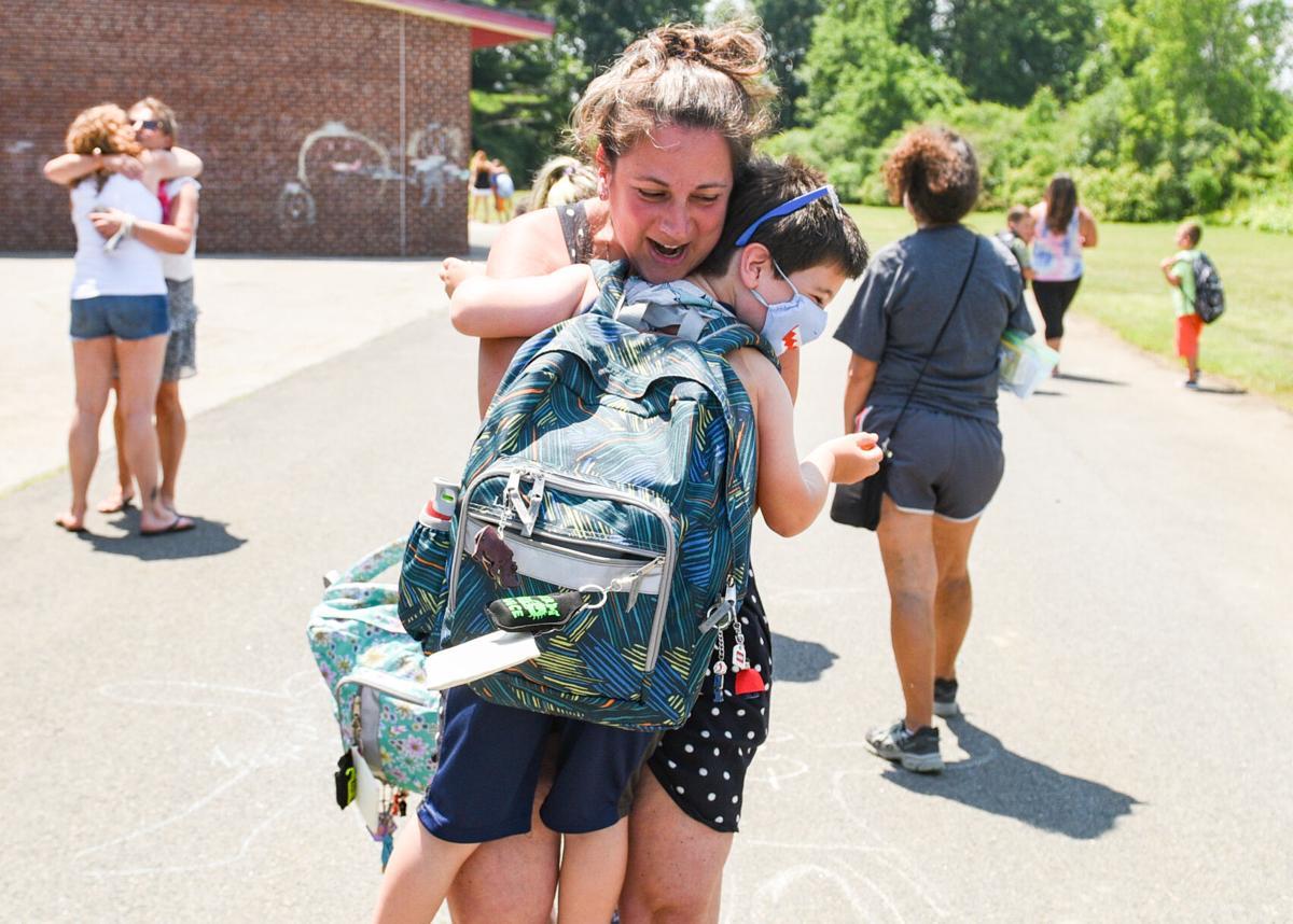 Last day of school in Danvers