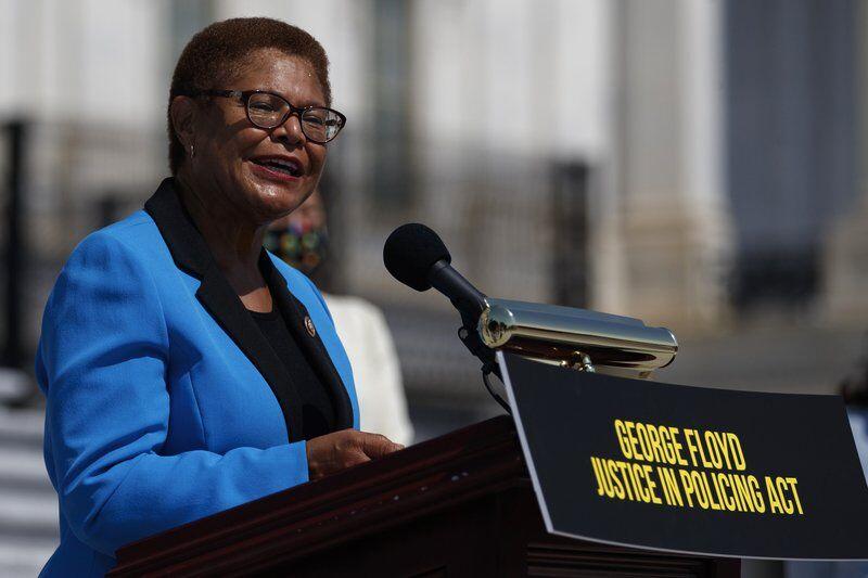 California Senate sweepstakes: Who gets Harris' job?