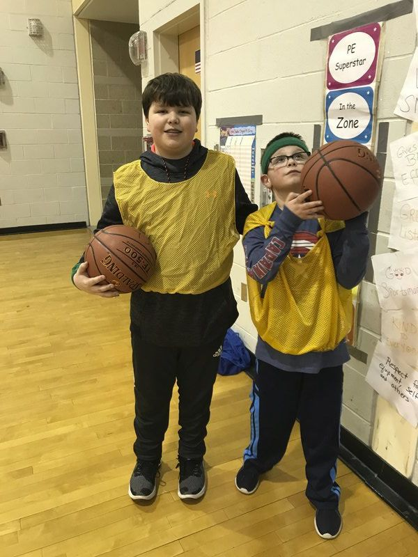 HOOPIN' IT UP: Gould's Challenger Basketball program continues to thrive after nearly three decades