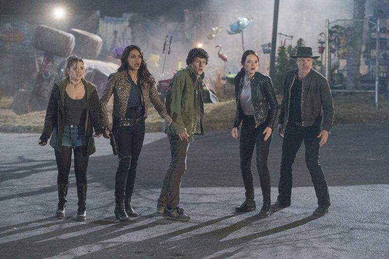 Movie review: Ignoring the 10-year gap, 'Zombieland: Double Tap' brings its outdated shtick back from the dead