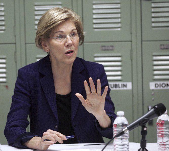Warren visits Salem to discuss opioid crisis