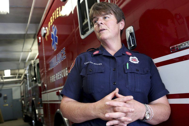Small town, big role model: Topsfield fire captain to become