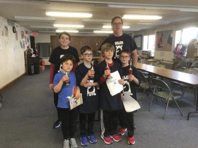 Youth chess champs announced