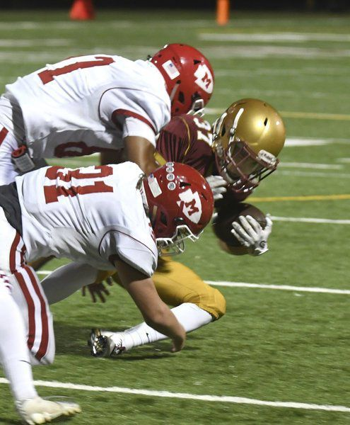 PEEK AT THE PLAYOFFS: A quick look at this weekend's football quarterfinal contests