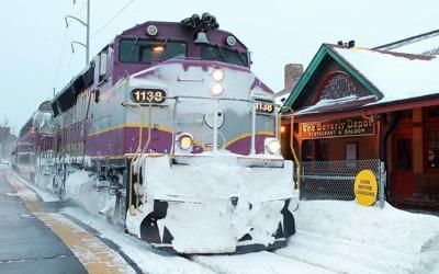 Cold spell testing MBTA