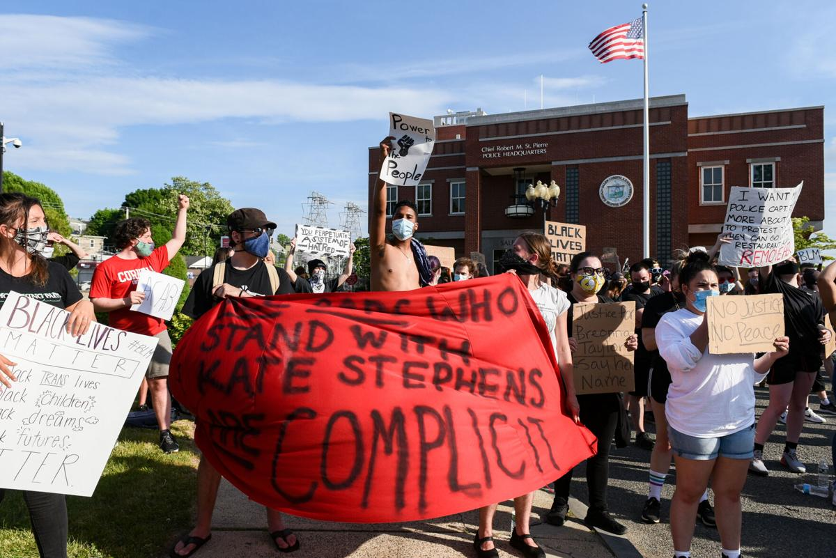 Protest takes place for the removal of Salem captain Kate Stephens