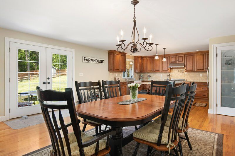 Salisbury colonial offers space, convenience and a rare adaptability
