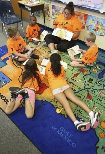 Column: Systems of support help local students make gains