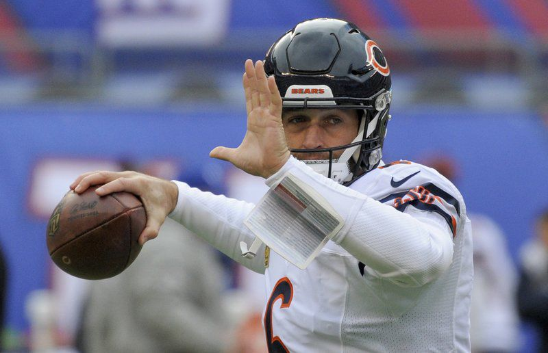 Jay Cutler has a surprisingly strong record against the Kansas City Chiefs