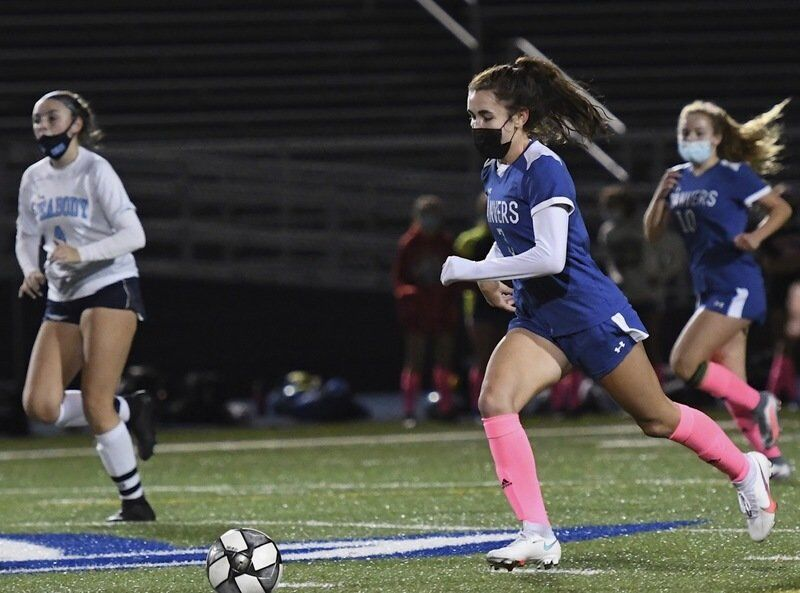 FOUND THEIR FOOTING: Danvers seniors Anderson, Digilio use skill to make the most of season