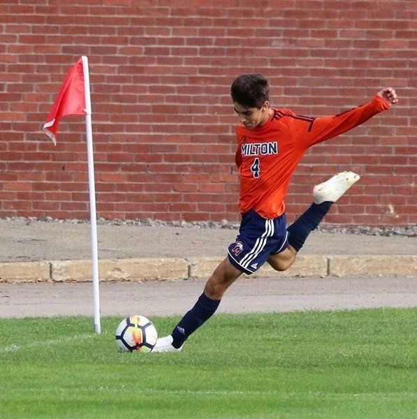 BULLDOG BOUND: Boxford soccer star Jay commits to Yale