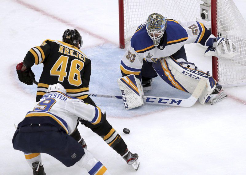 Game 7 Stanley Cup Final made for a historic night at TD Garden