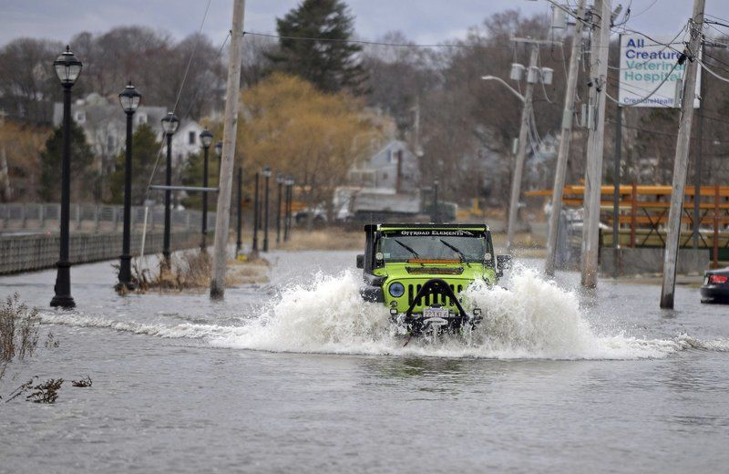 Nor'easter cleanup continues | Local News | salemnews com