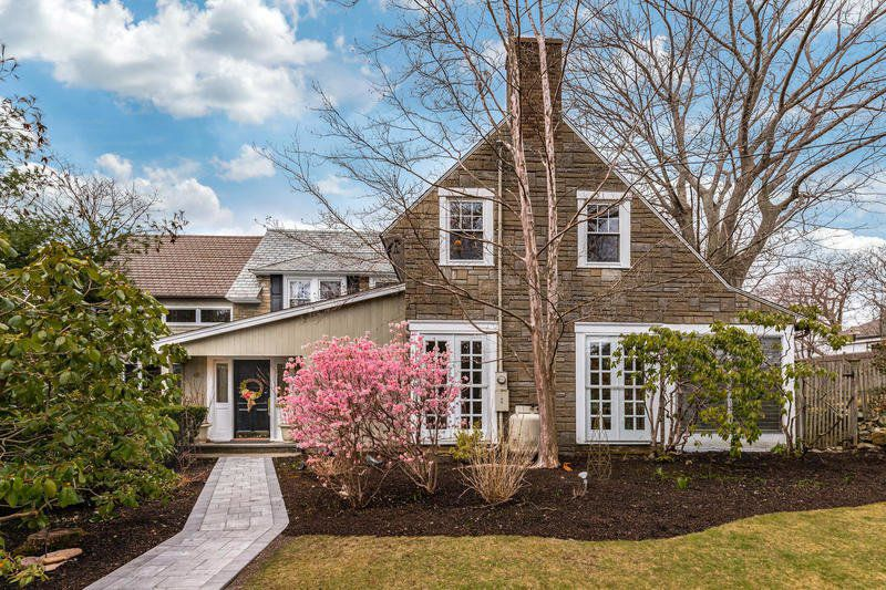 Stay happily at home in this Swampscott country colonial