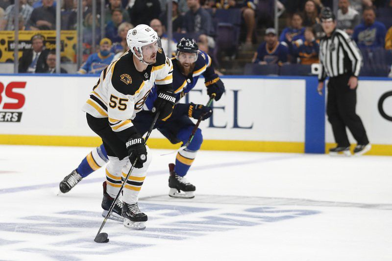 Bruins are paving a patriotic path towards the Stanley Cup