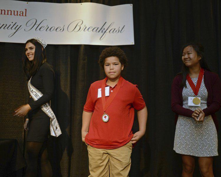 American Red Cross honors local heroes