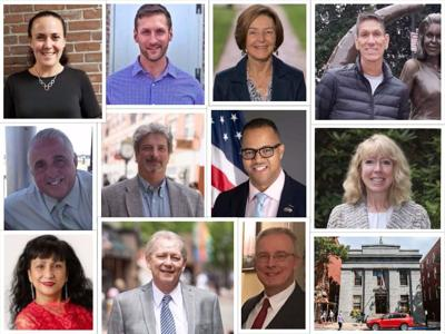 Salem Councilor at Large candidates