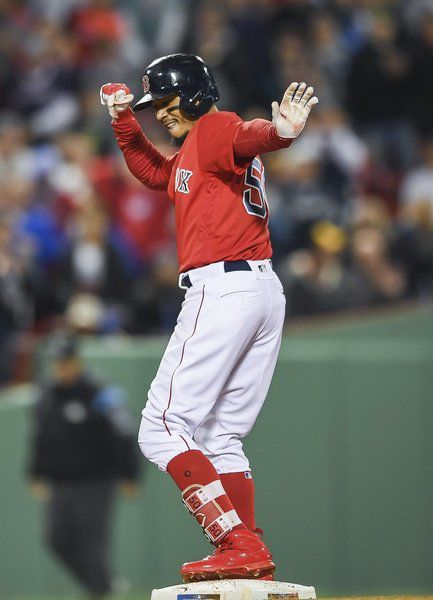 Why don't more people care about Mookie Betts?