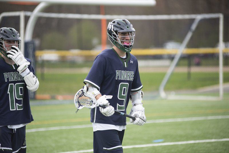 Pingree scoring star Crehan commits to UMass Amherst for lacrosse