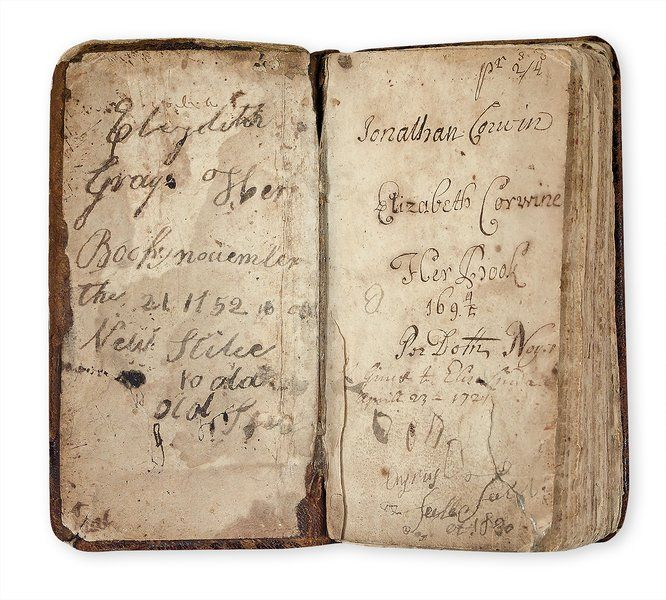 Book linked to Salem's witch history set for auction block