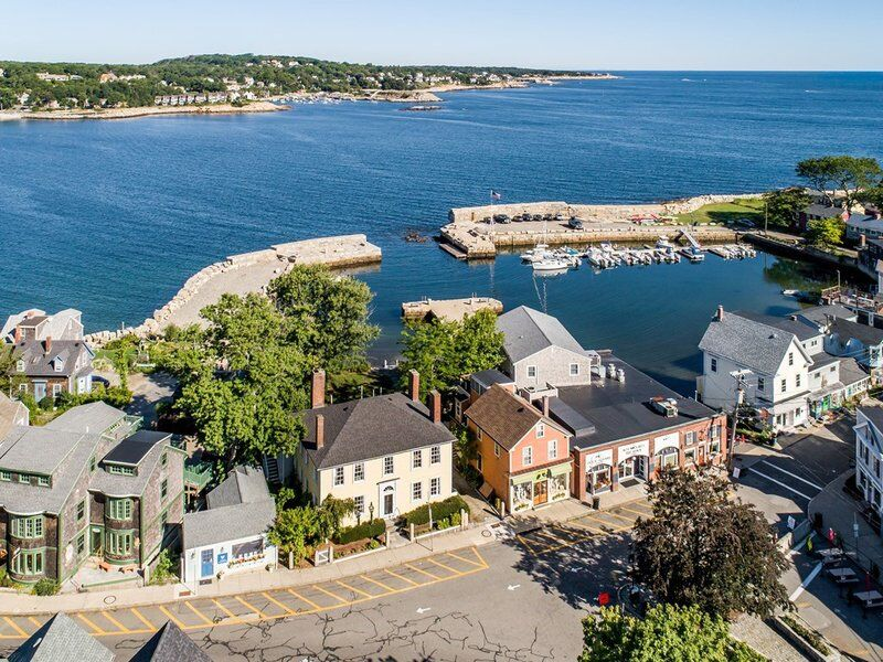 Opportunity knocks in Rockport's picturesque Dock Square