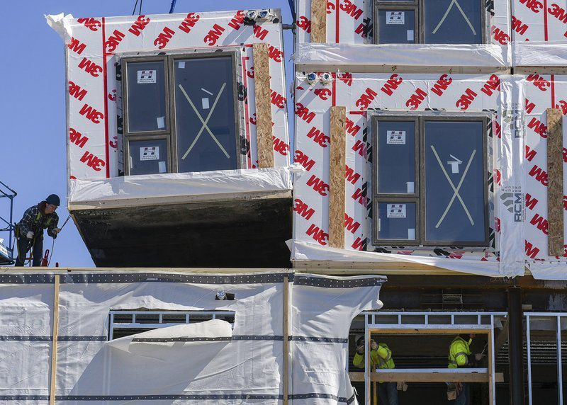 Beverly Crossing uses modular construction for latest ...
