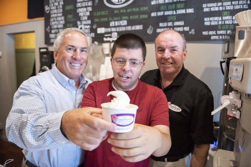 Peabody's Breaking Grounds cafe adds ice cream