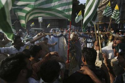 Column: India-Pakistan confrontation overshadows progress