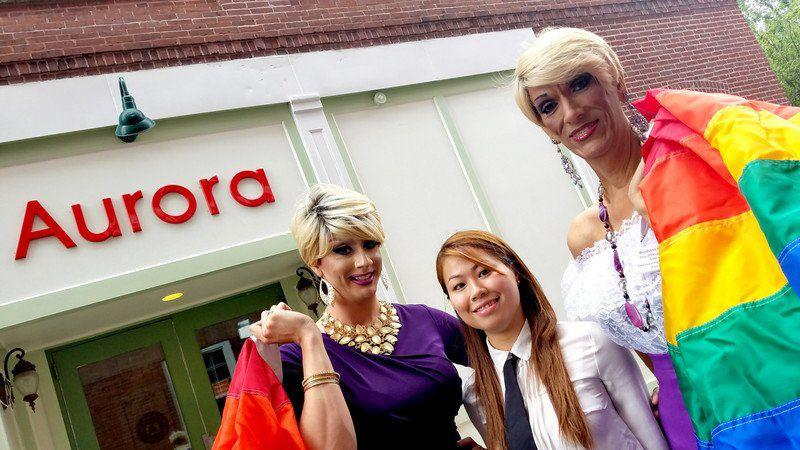 Downtown restaurant owner reaches out to  LGBT community