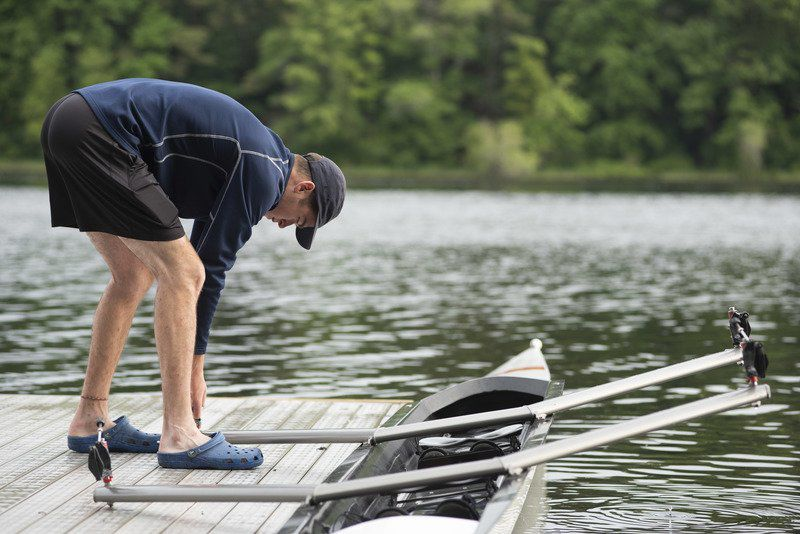 As number of rowers, power boats rise on Chebacco Lake, Essex re-emphasizes rules of the water