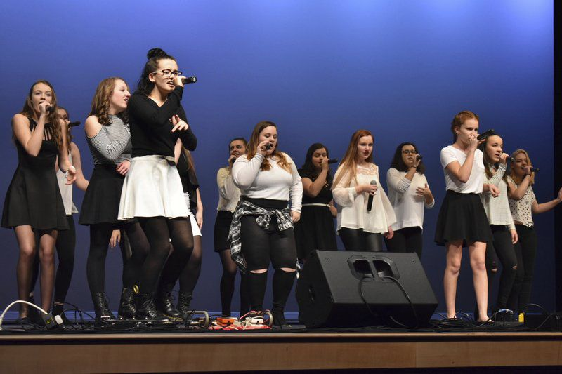 Danvers High a cappella group headed to national competition