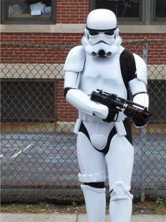 Lynn man's costume triggers school lockdown
