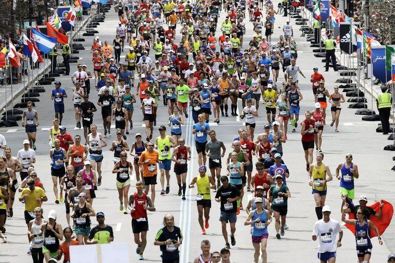 Boston Marathon postponed until Sept. 14 amid virus concerns