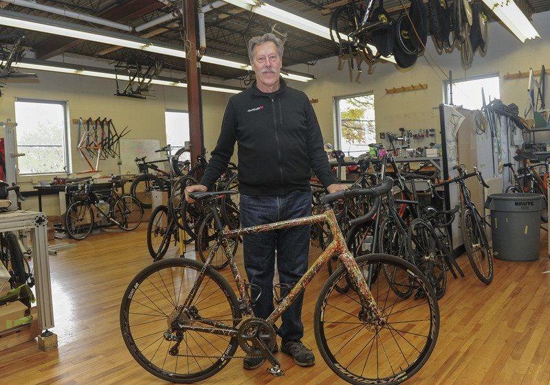 7008e794909 Bike maker Parlee rolls along, thanks to new triathlon bike ...