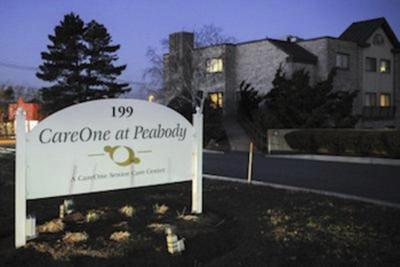 CareOne Peabody on fed list of troubled nursing homes