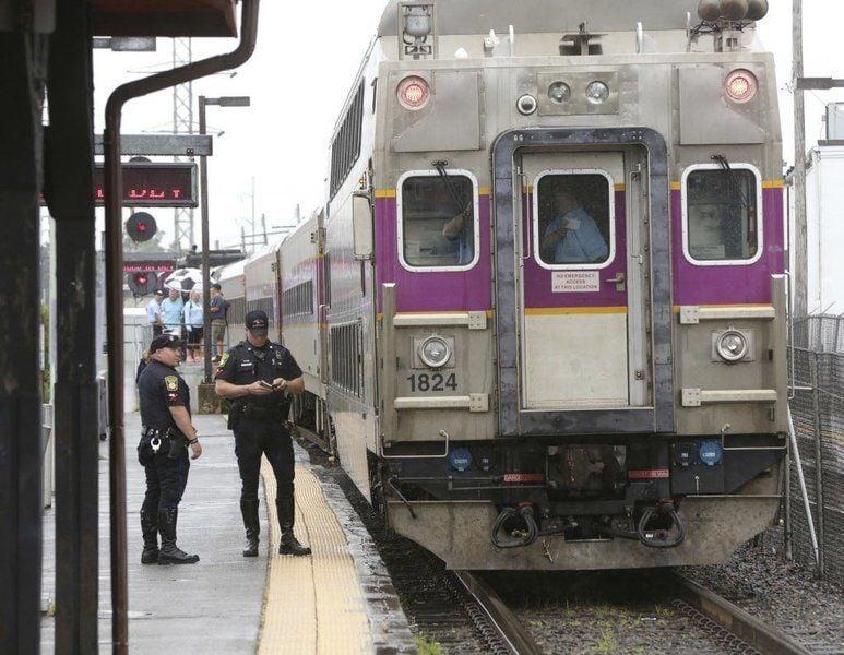 Man struck by commuter rail train near Beverly Depot station