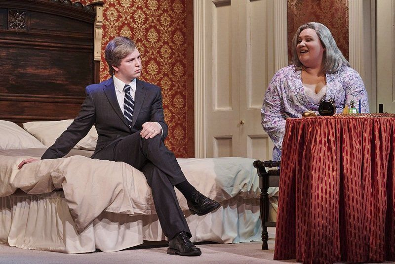 Not-so-merry matrimony: Comedy at Salem State follows four couples on a rough night