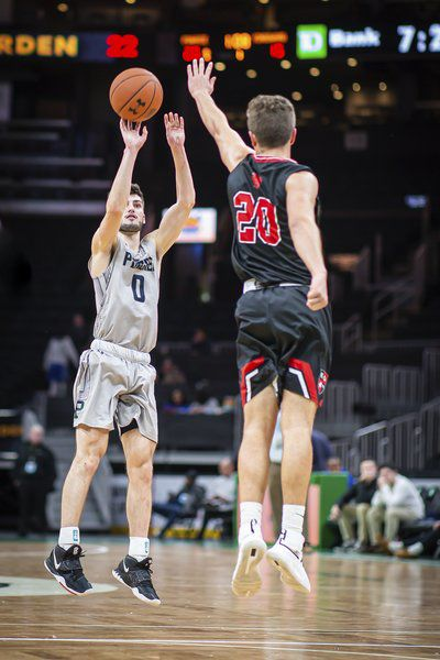 Pingree squads reflect on memorable day at TD Garden