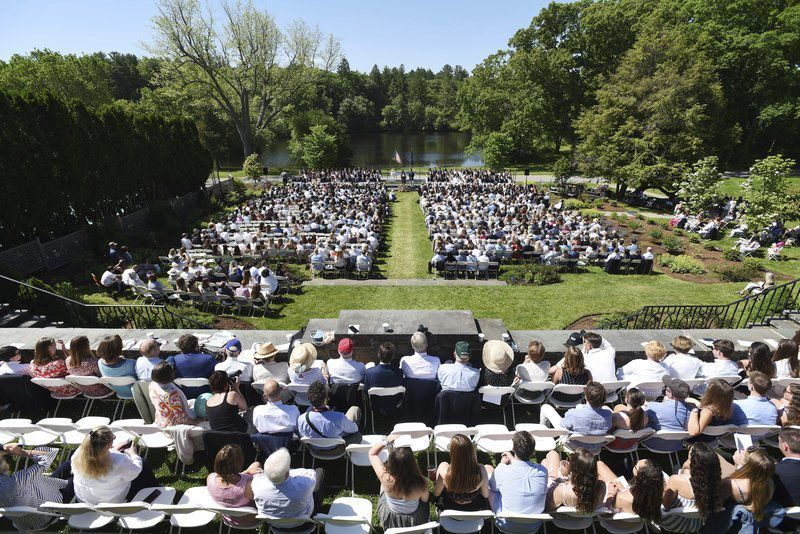 Pingree School graduation