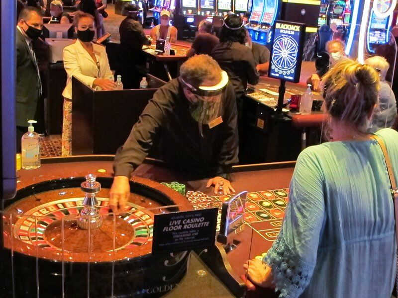 Jackpot! Expansion of gambling in the US wins big at polls | Elections |  salemnews.com