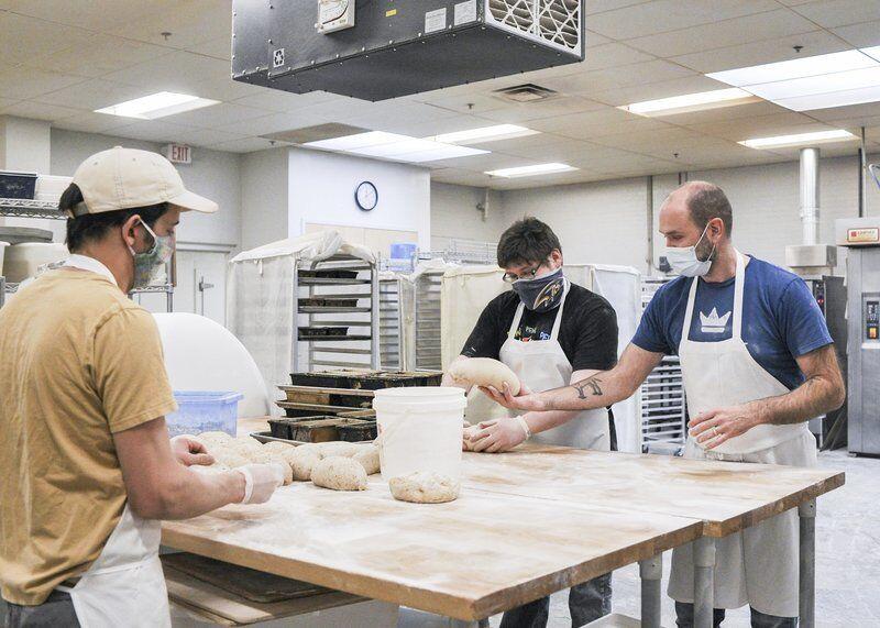 Ampersand, & nothing else, stalls bakery's loan